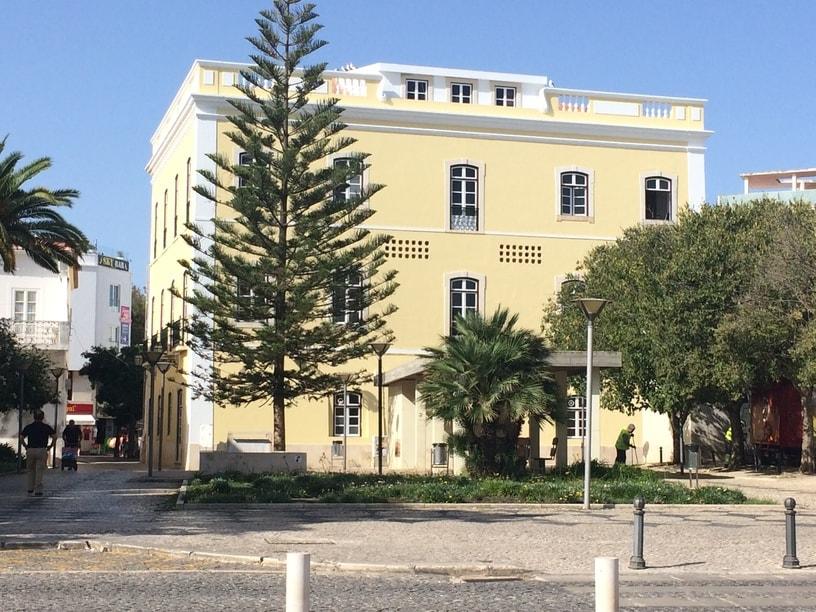 Repintura Exterior no Algarve
